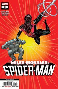 [Miles Morales: Spider-Man #2 (3rd Printing Garron Variant) (Product Image)]