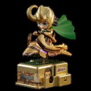 [Marvel: CosRider Action Figure: Loki (Product Image)]