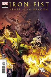 [Iron Fist: Heart Of Dragon #2 (Product Image)]