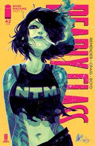 [Deadly Class #42 (Cover B Scalera & Dinisio) (Product Image)]