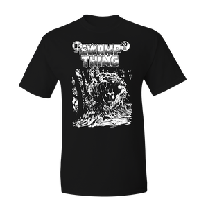 [DC Comics: T-Shirt: Swamp Thing By Bernie Wrightson (Product Image)]