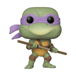 [Teenage Mutant Ninja Turtles: Pop! Vinyl Figure: Donatello (Product Image)]