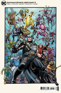 [Batman/Fortnite: Zero Point #2 (Art Adams Card Stock Variant) (Product Image)]