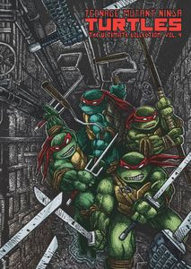 [Teenage Mutant Ninja Turtles: Ultimate Collection: Volume 4 (Product Image)]