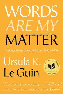 [Words Are My Matter: Writings About Life & Books (Hardcover) (Product Image)]