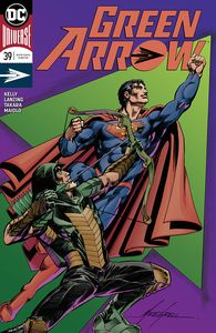 [Green Arrow #39 (Variant Edition) (Product Image)]