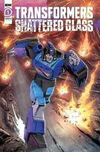 [Transformers: Shattered Glass #1 (Cover B Khanna) (Product Image)]
