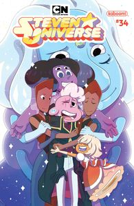 [Steven Universe: Ongoing #34 (Cover A Pena) (Product Image)]