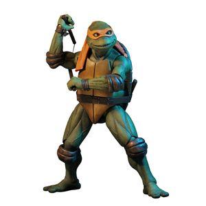 [Teenage Mutant Ninja Turtles (1990 Movie): Action Figure: Michelangelo (Product Image)]