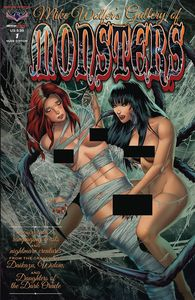 [Mike Wolfer's Gallery Of Monsters #1 (Nude Cover) (Product Image)]