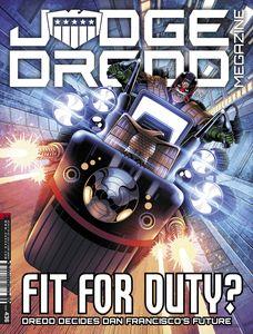 [Judge Dredd Megazine #436 (Product Image)]