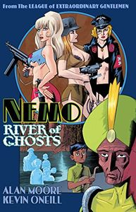 [Nemo: River Of Ghosts (Hardcover) (Product Image)]