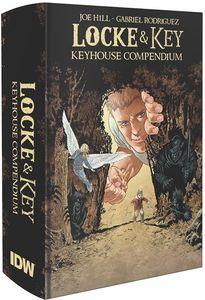 [Locke & Key Keyhouse: Compendium (Hardcover) (Product Image)]