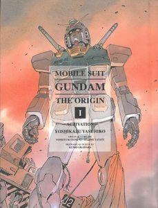 [Mobile Suit Gundam: The Origin 1 (Hardcover) (Product Image)]