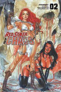 [Red Sonja: Age Of Chaos #2 (Chatzoudis Bonus Variant) (Product Image)]