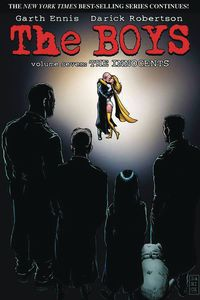 [The Boys: Volume 7: The Innocents (Robertson Remarked & Signed Edition) (Product Image)]