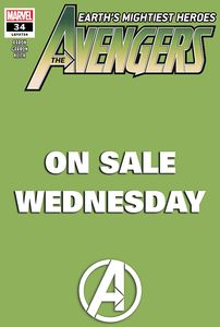 [Avengers #34 (Marvel Wednesday Variant) (Product Image)]