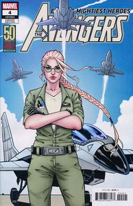 [Avengers #4 (Niemczyk Carol Danvers 50th Variant) (Product Image)]