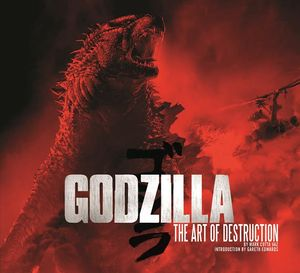 [Godzilla: The Art Of Destruction (Hardcover) (Product Image)]