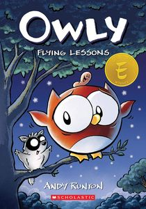 [Owly: Book 3: Flying Lessons (Product Image)]