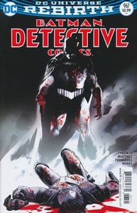 [Detective Comics #967 (Variant Edition) (Product Image)]