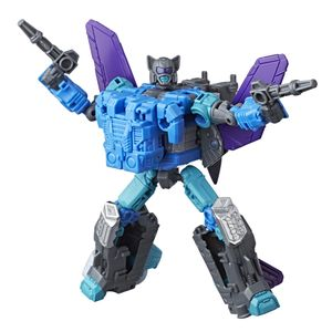 [Transformers: Generations: Power Of The Primes Deluxe Action Figure: Blackwing (Product Image)]