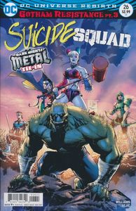 [Suicide Squad #26 (Variant Edition) (Metal) (Product Image)]