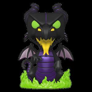 [Disney Villains: Jumbo Pop! Vinyl Figure: Maleficent Dragon (Product Image)]
