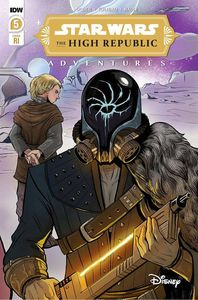 [Star Wars: High Republic: Adventures #5 (Yael Nath Variant) (Product Image)]
