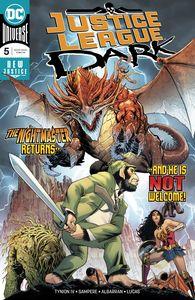 [Justice League: Dark #5 (Product Image)]