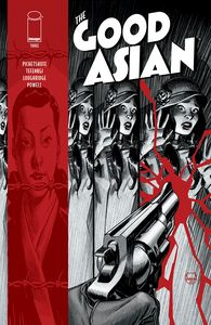 [The Good Asian #3 (Cover A Johnson) (Product Image)]