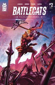 [Battlecats: Tales Of Valderia #2 (Product Image)]