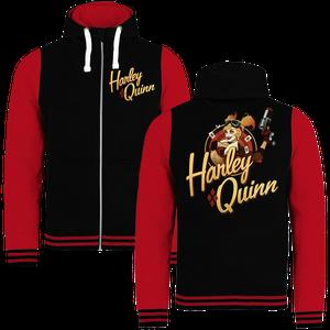 [DC: Varsity Jacket: Harley Quinn (Product Image)]