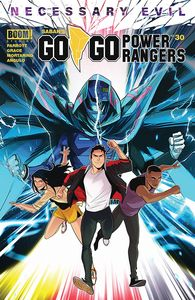[Go Go Power Rangers #30 (Cover A Main Carlini) (Product Image)]