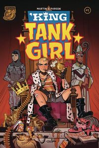 [King Tank Girl #1 (Cover A Parson) (Product Image)]