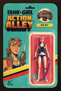 [Tank Girl: Action Alley #4 (Cover B Sub Girl Action Figure) (Product Image)]