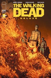 [Walking Dead: Deluxe #14 (Cover A Finch & Mccaig) (Product Image)]