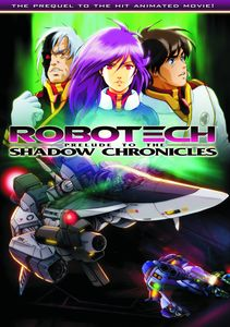 [Robotech: Prelude To The Shadow Chronicles (Product Image)]