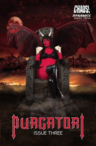 [Purgatori #3 (Cover D Cosplay) (Product Image)]