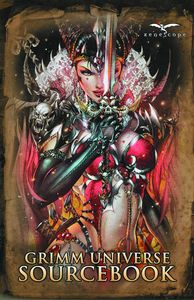 [Grimm Fairy Tales: Grimm Universe Source Book (Hardcover) (Product Image)]
