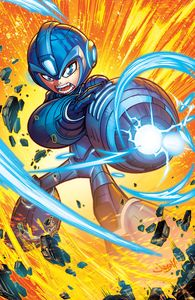 [Mega Man: Fully Charged #3 (Cover C Meyers Variant) (Product Image)]
