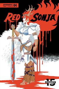 [Red Sonja #4 (Cover A Conner) (Product Image)]