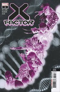 [X-Factor #1 (2nd Printing Shavrin Variant) (Product Image)]