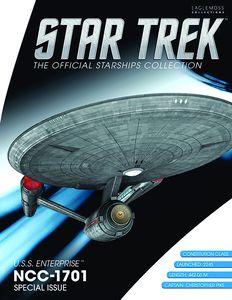 [Star Trek: Discovery: Figure Magazine Special #1: USS Enterprise NCC-1701 (Product Image)]