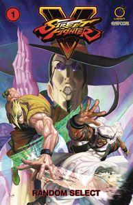 [Street Fighter V: Volume 1: Random Select (Product Image)]