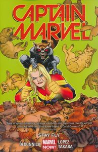 [Captain Marvel: Volume 2: Stay Fly (Product Image)]