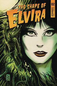 [Elvira: The Shape Of Elvira #2 (Cover A Francavilla) (Product Image)]