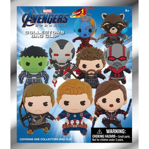 [Avengers: End Game: 3D Figural Keyring (Product Image)]