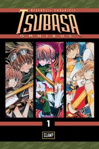 [Tsubasa: Omnibus: Volume 1 (Product Image)]