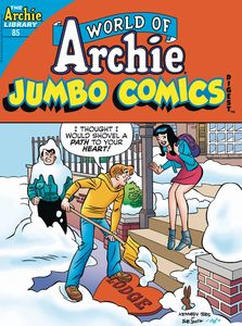 [World Of Archie: Jumbo Comics Digest #85 (Product Image)]